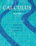 Calculus Early Transcendentals 2nd 2015 edition cover