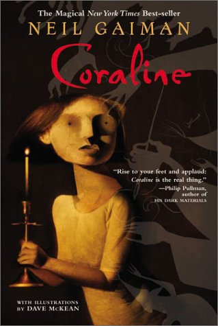 Coraline   2002 9780380807345 Front Cover