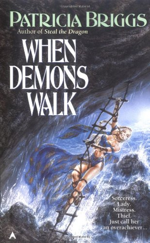When Demons Walk   1998 edition cover