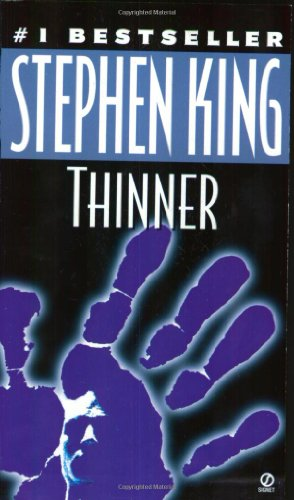Thinner   1984 (Reissue) edition cover