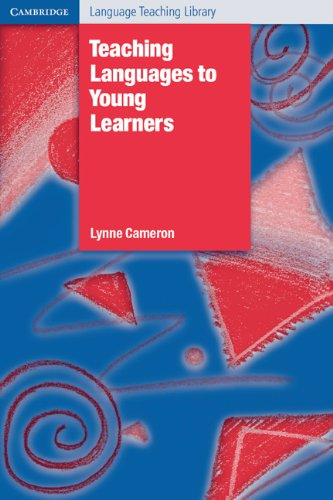 Teaching Languages to Young Learners   2001 edition cover