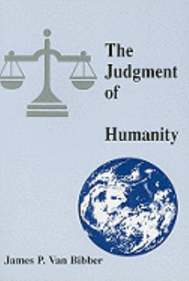 Judgment of Humanity  N/A 9780533159345 Front Cover