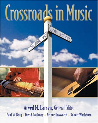 Crossroads in Music Traditions and Connections  2003 edition cover