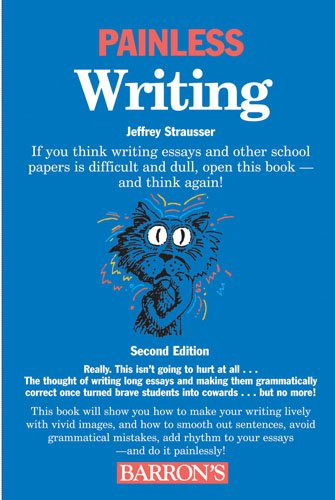 Painless Writing  2nd 2009 (Revised) edition cover