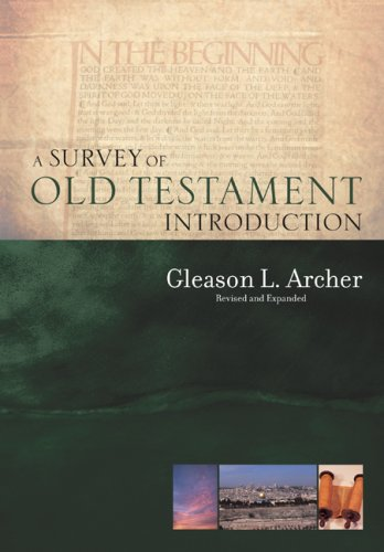 Survey of Old Testament Introduction  Revised edition cover