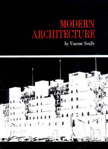 Modern Architecture   1965 (Revised) edition cover