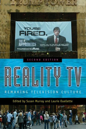 Reality TV Remaking Television Culture 2nd 2008 edition cover