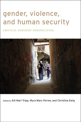 Gender, Violence, and Human Security Critical Feminist Perspectives  2013 edition cover