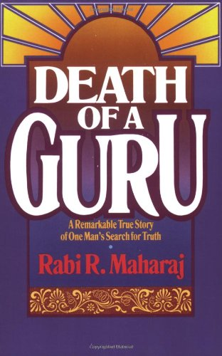 Death of a Guru  2nd 1984 (Revised) edition cover