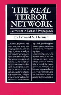 Real Terror Network Terrorism in Fact and Propaganda N/A edition cover