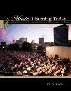 Music Listening Today (with 2 CD Set)  5th 2013 edition cover