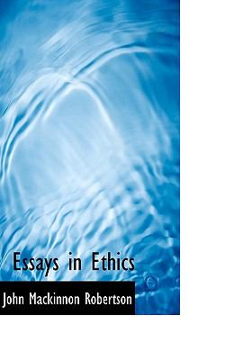 Essays in Ethics  N/A 9781116748345 Front Cover
