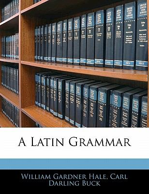 Latin Grammar  N/A 9781142318345 Front Cover