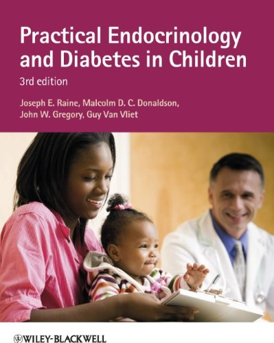 Practical Endocrinology and Diabetes in Children  3rd 2011 9781405196345 Front Cover