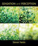 Sensation and Perception   2013 edition cover