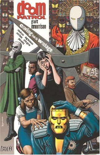 Doom Patrol Crawling from the Wreckage Revised edition cover