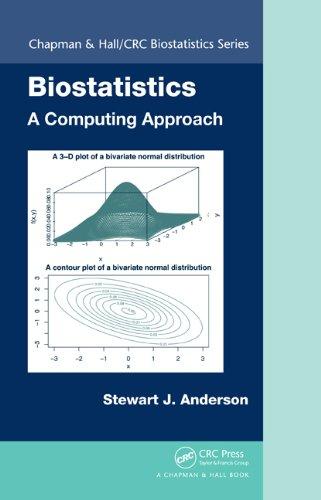 Biostatistics A Computing Approach  2012 edition cover