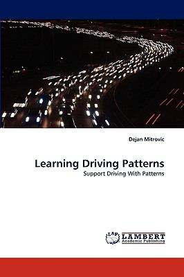 Learning Driving Patterns N/A 9783838374345 Front Cover