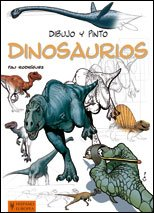 Dibujo y pinto dinosaurios / I Draw and Paint Dinosaurs:  2010 edition cover