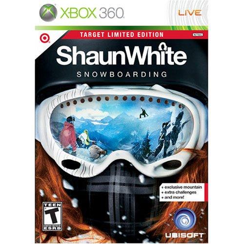 Shaun White Snowboarding - Xbox 360 Xbox 360 artwork