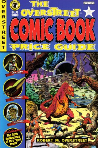 Overstreet Comic Book Price Guide  30th (Revised) 9780060957346 Front Cover