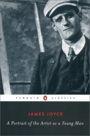 Portrait of the Artist as a Young Man   1964 edition cover