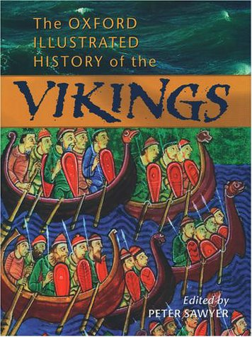 Oxford Illustrated History of the Vikings   2001 edition cover