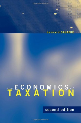 Economics of Taxation  2nd 2012 edition cover
