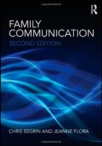 Family Communication  2nd 2012 (Revised) edition cover