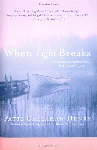 When Light Breaks   2006 9780451218346 Front Cover