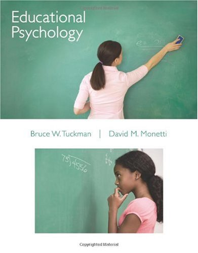 Educational Psychology   2011 edition cover