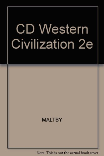 Western Civilization A History of European Society 2nd 2005 9780534621346 Front Cover