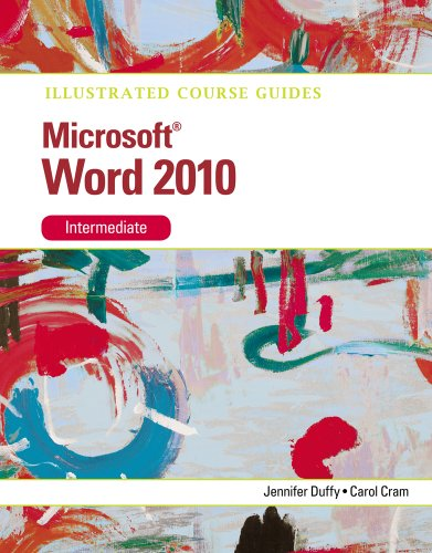 Microsoft� Word 2010, Intermediate   2011 9780538748346 Front Cover