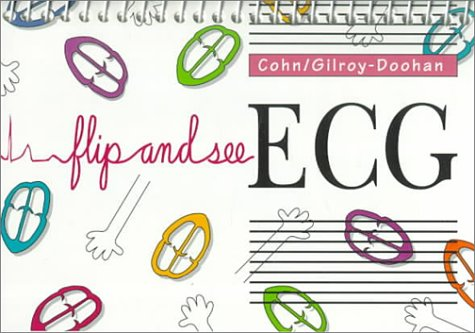 Flip and See ECG   1996 edition cover