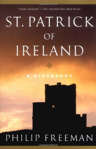 St. Patrick of Ireland A Biography  2005 edition cover