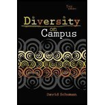 Diversity on Campus 3rd 2005 (Revised) 9780757512346 Front Cover