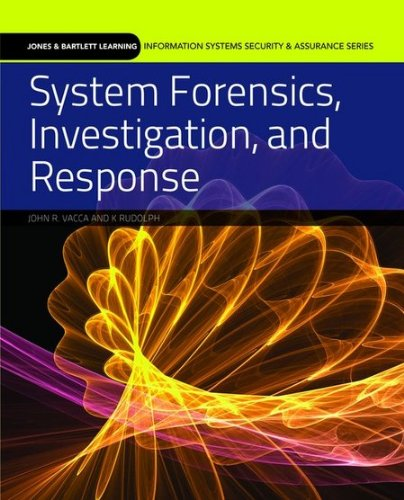 System Forensics, Investigation, and Response   2011 edition cover