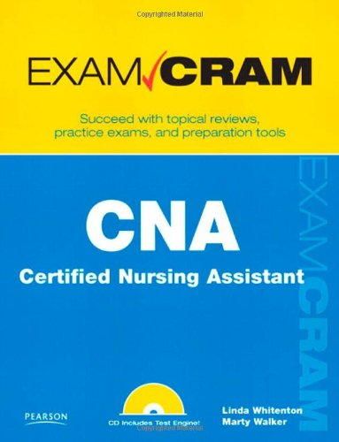 CNA Certified Nursing Assistant   2010 edition cover