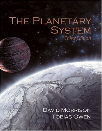 Planetary System  3rd 2003 (Revised) edition cover