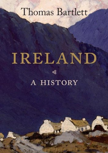 Ireland A History  2011 edition cover