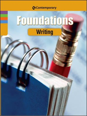 Foundations Writing 2nd 2009 edition cover