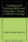 Timby Fundamentals 10e Text and PrepU (12 Month) Package   2012 edition cover