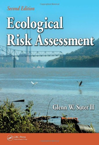 Ecological Risk Assessment  2nd 2007 (Revised) edition cover