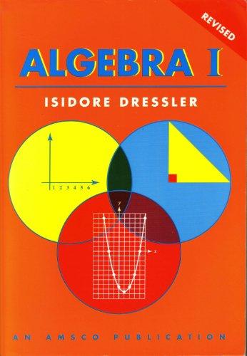 Algebra 1  2000 edition cover