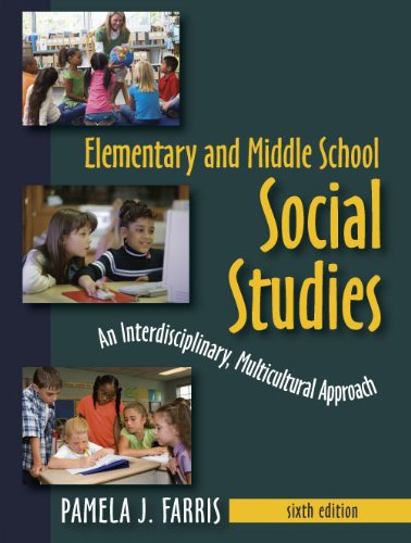 Elementary and Middle School Social Studies  5th 2011 edition cover
