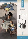 Lone Wolf and Cub Omnibus Volume 1   2013 edition cover