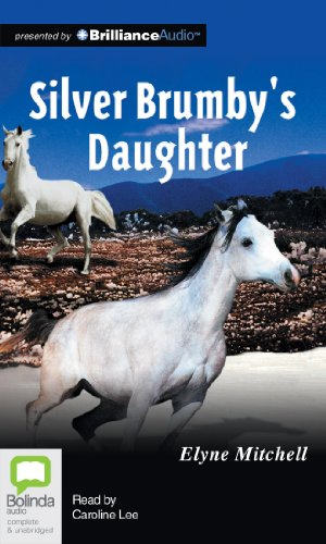 Silver Brumby's Daughter:   2013 edition cover