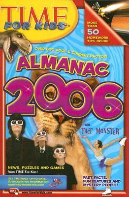 Time for Kids Almanac  Revised 9781932994346 Front Cover