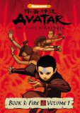 Avatar: The Last Airbender - Book 3, Fire: Vol 1 System.Collections.Generic.List`1[System.String] artwork
