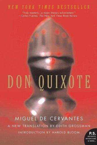 Don Quixote   2003 9780060934347 Front Cover